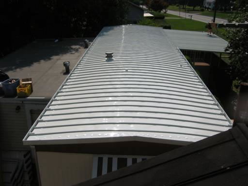 New Mobile Home Roof Machose Contractors Allentown Pa