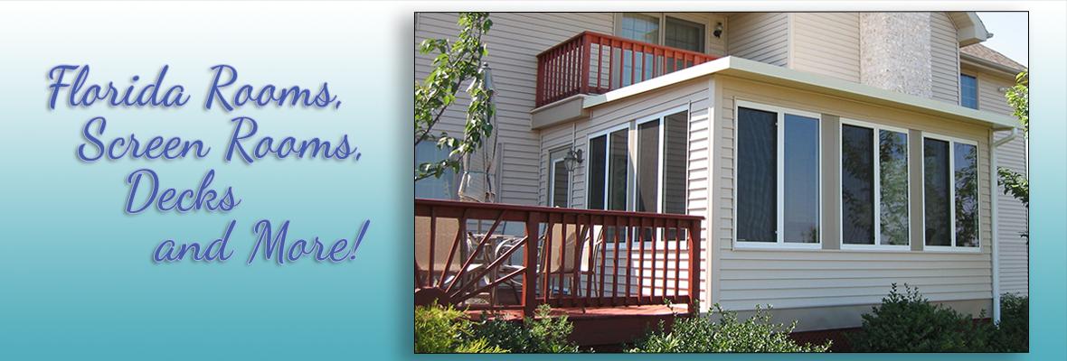 Expandable Living Spaces Machose Contracting Allentown Pa