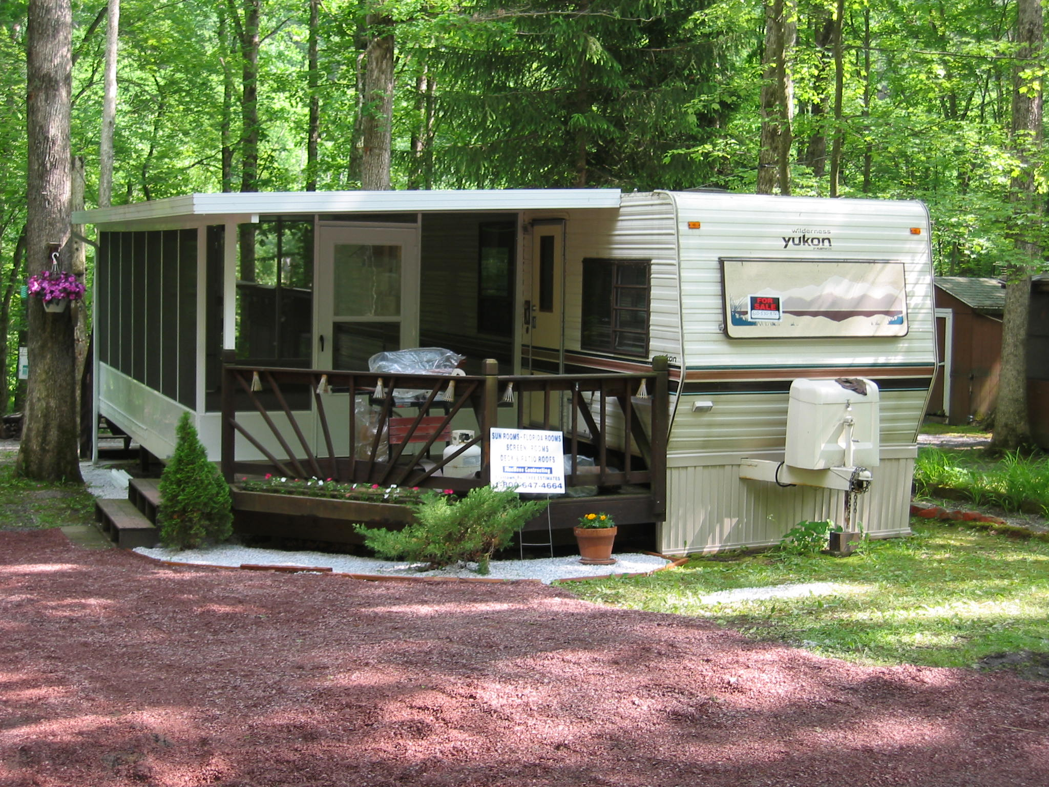 Very Small Travel Trailer Covers